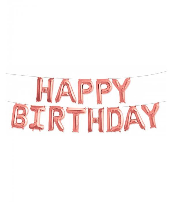 """Надпись """"Happy Birthday"""""""