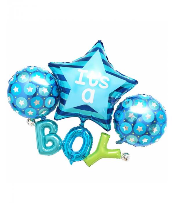 Набор фольгированных шаров BOY