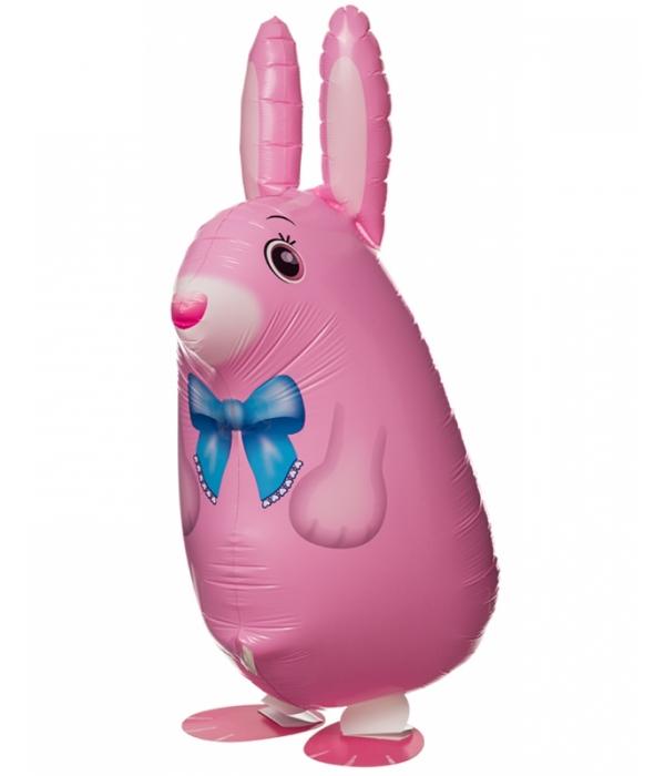 """Фольгированный ходячий шар """"Кролик"""""""