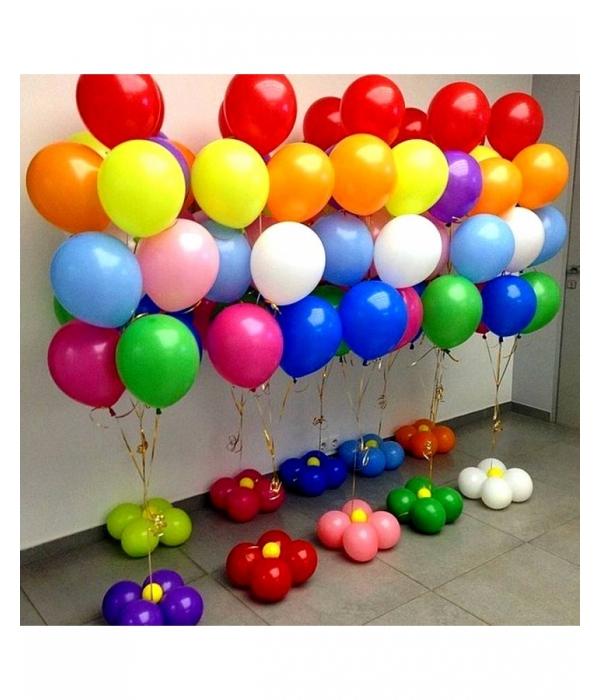 Красивые букеты из шаров