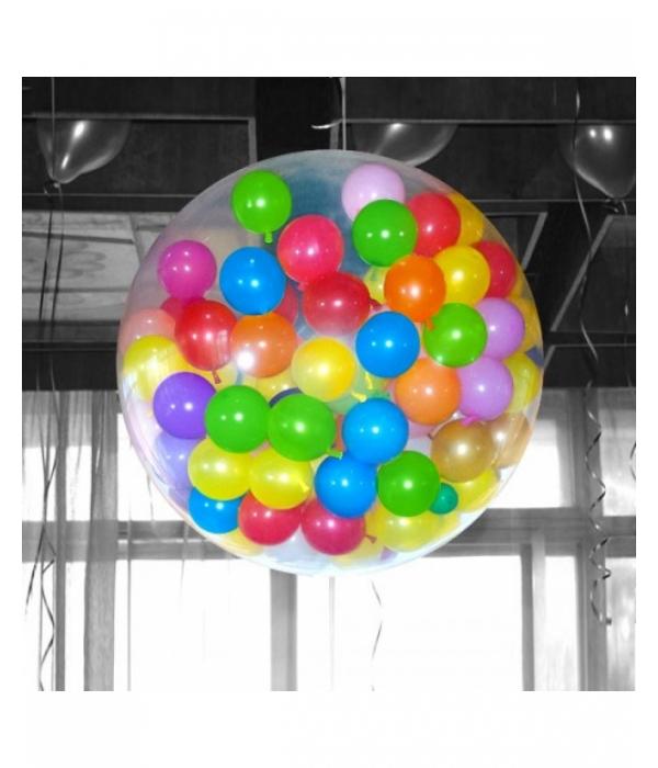Большой шар сюрприз