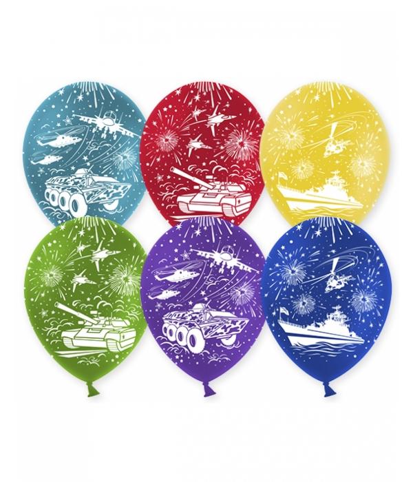 """Воздушные шары """"Техника"""""""