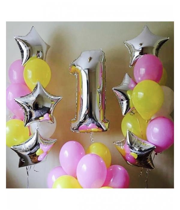 ББукет из шаров на день рождения