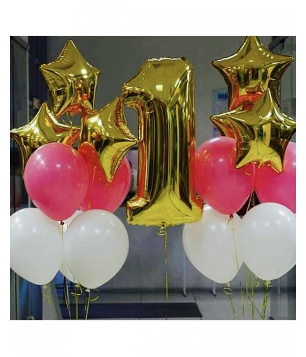 Букет из шаров на день рождения купить