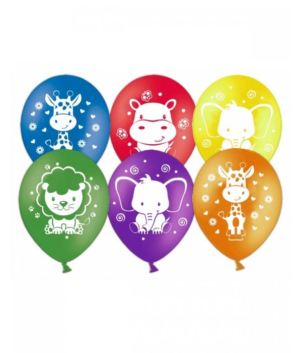 """Воздушные шары """"Животные"""""""