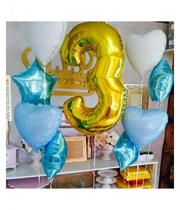 Воздушные шарики для детей, на день рождения