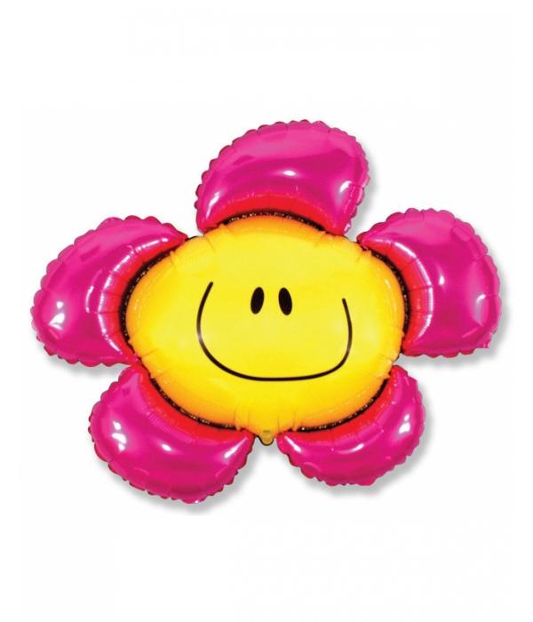 """Фольгированный шар """"Цветочек"""""""