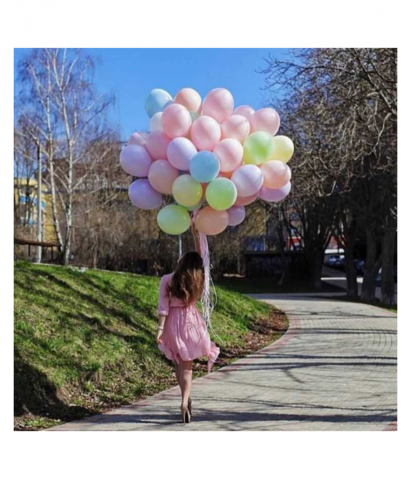 Воздушные шары Макарунс