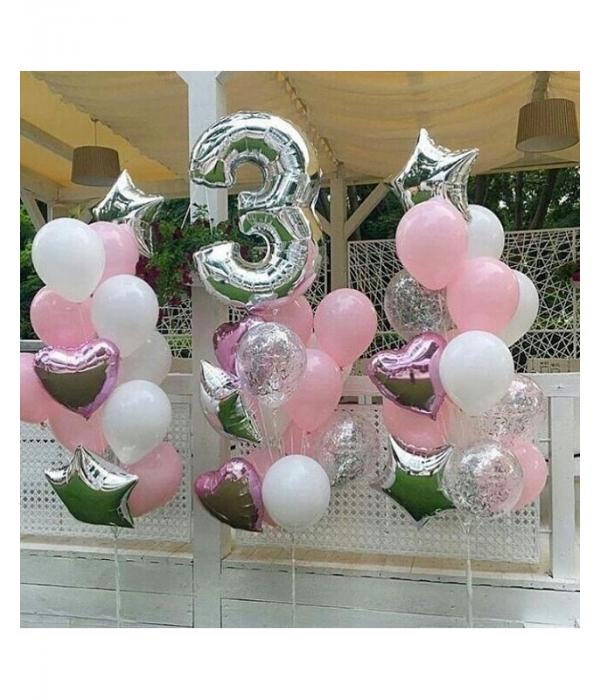 Заказать украшение шариками на день рождения ребенка
