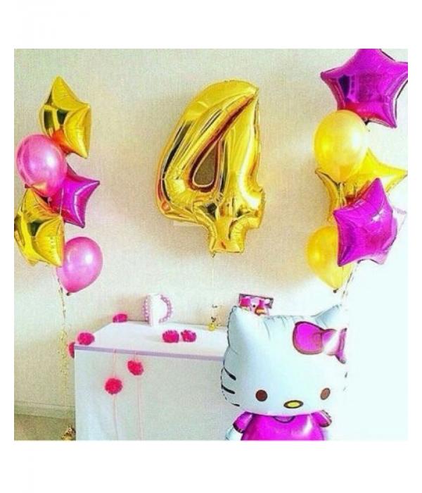Шары KITTY на день рождения