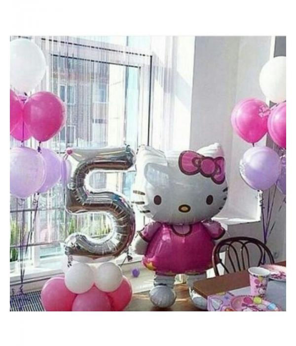 Воздушные шары для Вашей девочки