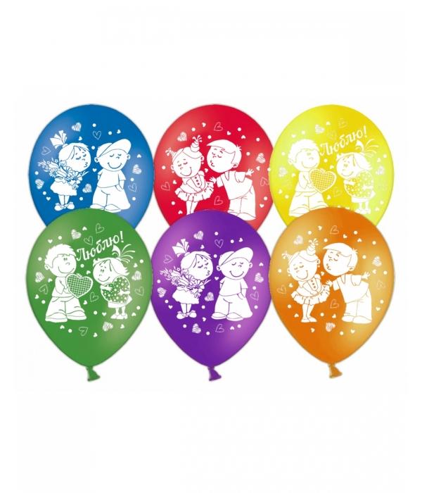 "Воздушные шары ""LOVE IS"""