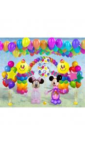 Праздничный микс из шаров для детей №3