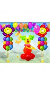 Микс детских шаров №6