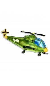 """Фольгированный шар """"Вертолет"""""""