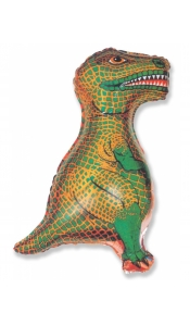 """Фольгированный шар """"Динозавр"""""""