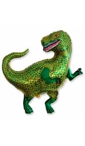 """Фольгированный шар """"Тираннозавр"""""""