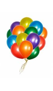 "Воздушные шары ""Ассорти металлик"""
