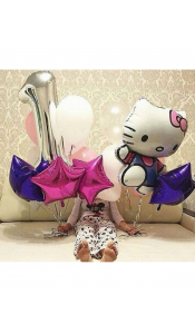 "Композиция ""Годовасие Kitty"""