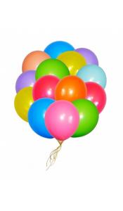 """Воздушные шары """"Ассорти Пастель"""""""